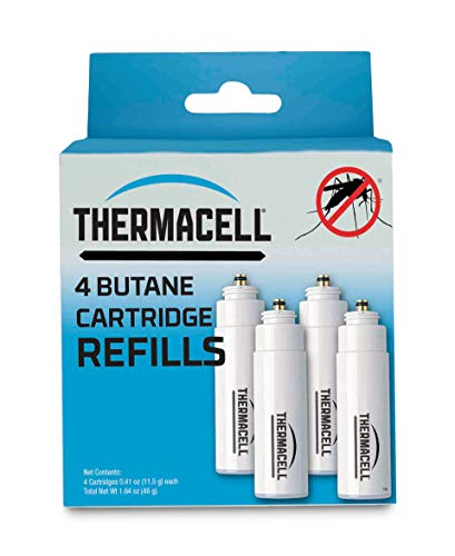 Thermacell Mosquito Repellent Fuel Only Refills 4 Pack (C4)