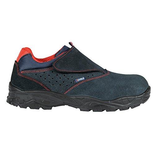 Cofra 22060-000.W43 Zapatos de Seguridad S1 P SRC Altimeter Talla 43 -...