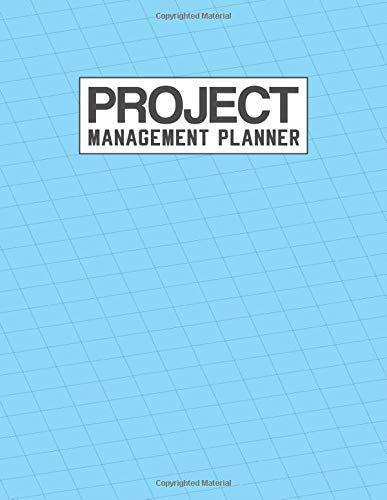 [画像:Project Management Planner: Task Outline Notebook, Business Personnel To Do Organizer, Budget Manager Journal, Idea Mind Map]