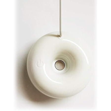 FOGRING フォグリング ポータブルマルチ加湿器 ホワイト 防音フィルター付き 加湿パワフル