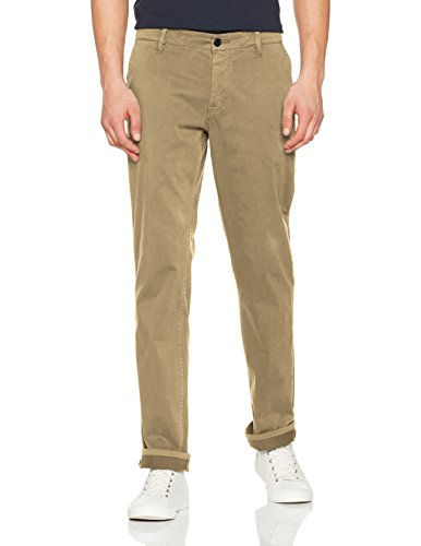 BOSS Herren Schino-Regular D Hose, Braun (Light/Pastel Brown 239), 30W / 34L