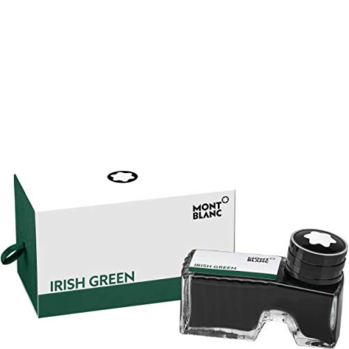 Montblanc - Inchiostro per penna stilografica, Irish Green 60ml