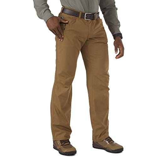 Casual Looks Hose In Legerer Cargo-opti Khaki