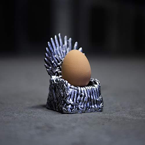Homezone Game of Thrones Ei Halter Eisen Sessel Replik Geschenk Neuheit Geschenk Geschirr Home Decor