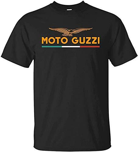 Camiseta Moto Guzzi Eagle Logo Adhesive Emblem Moto Guzzi para Hombre