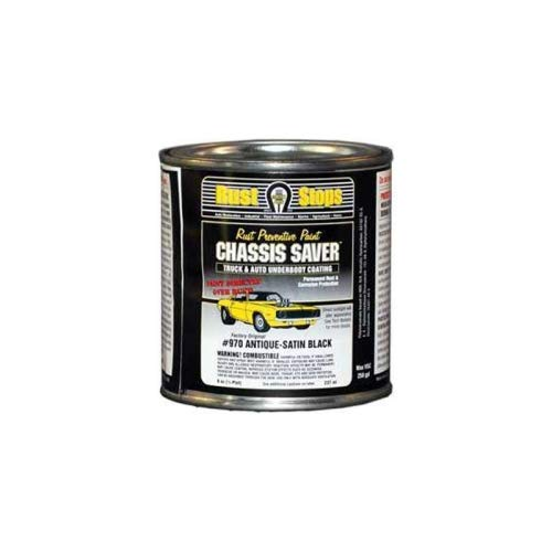 Chassis Saver? Antique Satin Black, 1/2 Pints by MPC