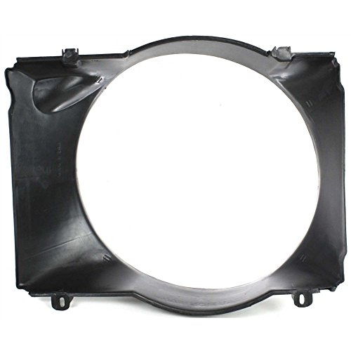 Radiator Fan Shroud for Ford F-Series 87-93 w/V8/Gas Engine