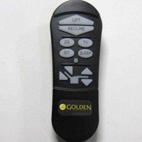 """Golden Tech Lift Chair""""Auto Drive"""" MaxiComfort Hand Control ZKAD-3"""
