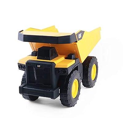 Cat Construction Steel toy Dump Truck