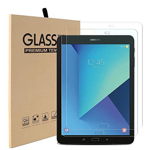 MadeRy [2 Pezzi] Pellicola Vetro Temperato per Samsung Galaxy Tab S3 9.7 Pollice 2017 (SM-T820/T825), Anti-graffio Ultra-Clear Pellicola Vetro Temperato