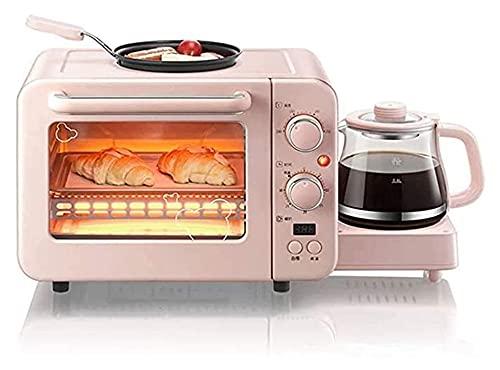 Vibiu Toaster Breakfast Machine Toast Calefacción Máquina Sándwiches de Horno