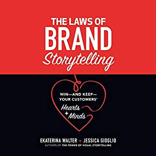 The Laws of Brand Storytelling cover art