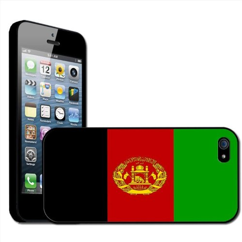 Fancy Een Snuggle Afghanistan Vlag Clip Op Back Cover Hard Case voor Apple iPhone 5