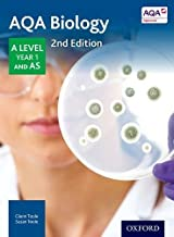 Aqa Biology a Level Year 1 Student Book