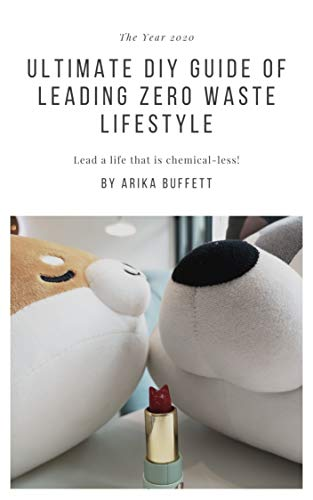 Ultimate DIY Guide of Leading Zero Waste Lifestyle: Lead a Chemical-less lifestyle!