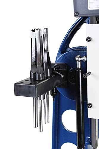 RIKON Professional Power Tools Benchtop X/Y Mortiser, 34-260