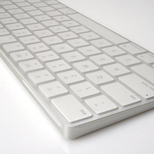 PureTouchKeyProtector(AppleMagicKeyboard,極薄ポリウレタンエラストマー)PTKP202