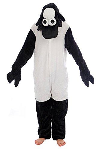 Everglamour Einteiler/Body, Schaf