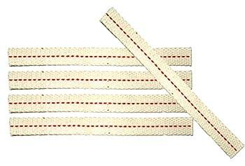 feu main plat mèche 12,5mm x 12cm Lot de 5