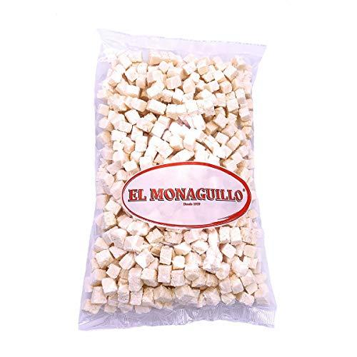 Getrocknete Kokosnuss Stücke 1 kg - natürliche Premium Qualität - glutenfrei - vegan - Vitaminreich - von den Niederländischen Antillen, Menge:1 Stück