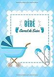 Bébé Carnet De Suivi: Journal de bord, cahier de suivi maternel, pour bébé, nouveau né, nourrisson, suivi de l'alimentation de la santé du bébé et de ... être | 183 pages  | format 17,78 x 25,4 cm