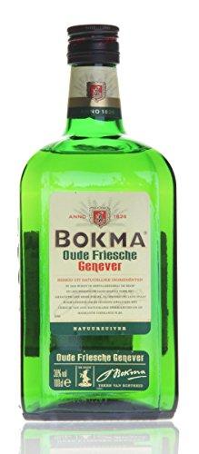 Bokma Oude Friesche Genever Gin - 1000 ml