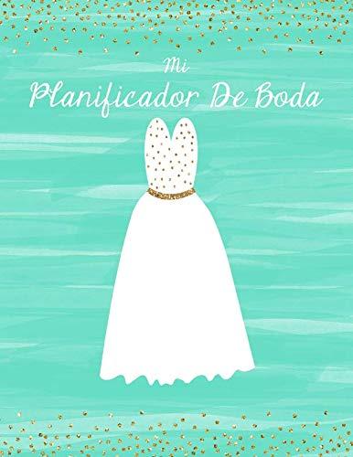 Mi Planificador De Boda: Un Organizador de Bodas, Azul Turquesa Vestidos de...