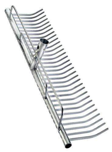 Connex FLOR50060 - Rastrillo (galvanizado, 550 mm)