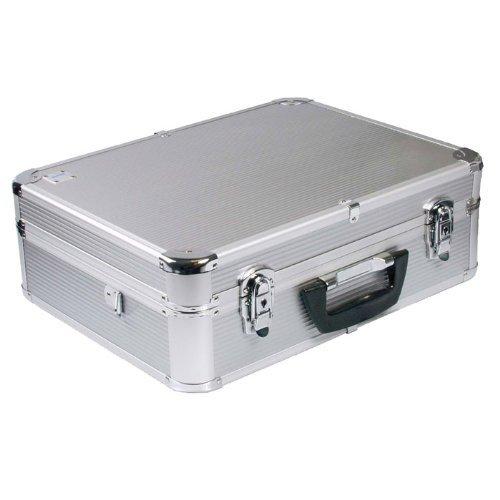 Doerr fotokoffer Silver, zilver, Größe: 30