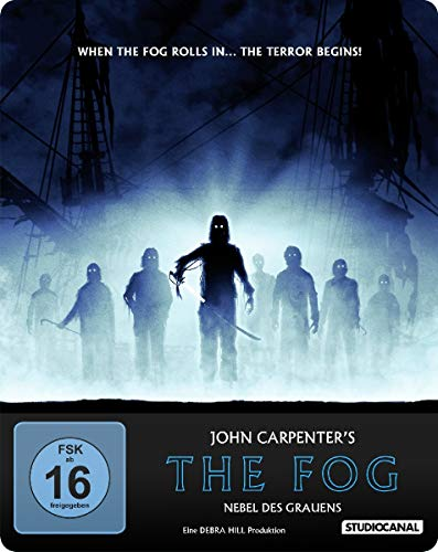 The Fog - Nebel des Grauens - Steelbook - Collector's Edition (4K Ultra HD) [Blu-ray]