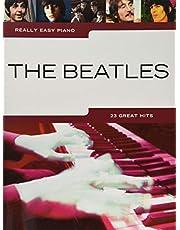 REALLY EASY PIANO THE BEATLES