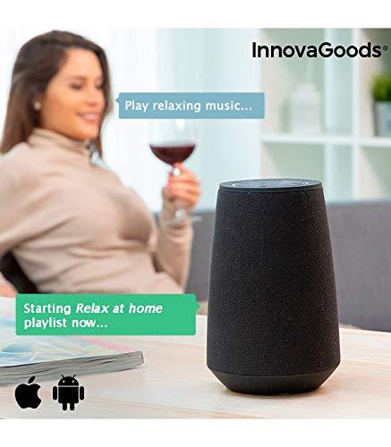 Altavoz Inteligente InnovaGoods Bluetooth con Asistente de Voz