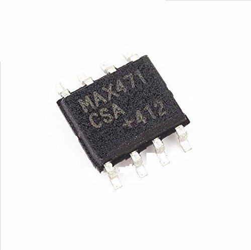 Exiron 10pcs MAX471CSA SOIC-8 IC PRECISION HIGH-SIDE CURRENT SENSE AMPLIFIER MAX471ESA