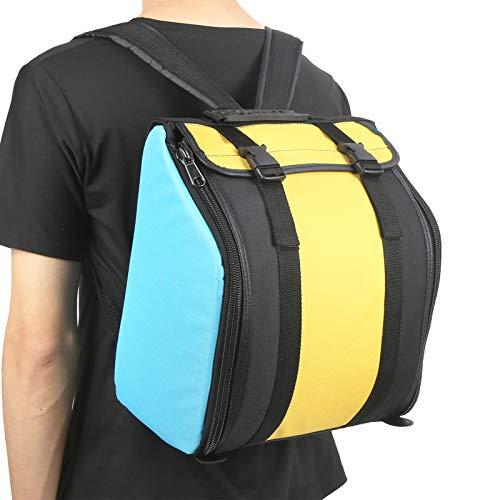 Akkordeon Rucksack, Akkordeon Fall Verschleißfestigkeit Verdicken Akkordeon Gig Bag Gig Bag Wasserdicht für Akkordeon