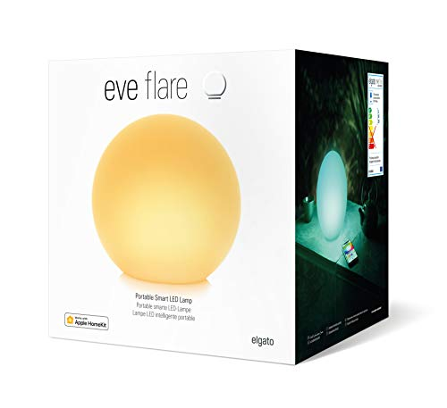 Eve Flare : Lampe LED intelligente portable 2
