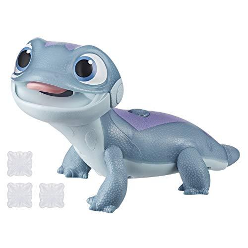Disney Die Eiskönigin Feuergeist mit Schnee-Snack, Salamander Spielzeug mit Licht, inspiriert vom Disney Film Die Eiskönigin 2