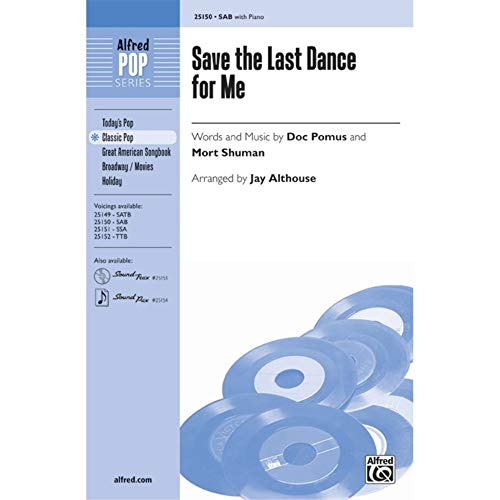 Save the Last Dance for Me - PART
