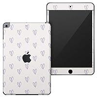 igsticker iPad mini 4 (2015) 5 (2019) 専用 全面スキンシール apple アップル アイパッド 第4世代 第5世代 A1538 A1550 A2124 A2126 A2133 シール フル ステッカー 保護シール 050440