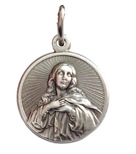 Igj Medaglia della Madonna Immacolata- Le Medaglie dei Santi Patroni