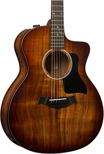 Taylor Guitars 224ce-K DLX Koa Deluxe Grand Auditorium Acoustic-Electric Guitar