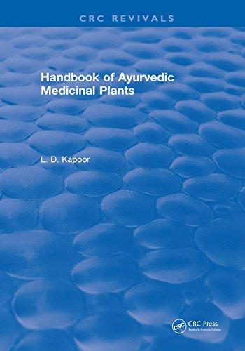 CRC Handbook of Ayurvedic Medicinal Plants (English Edition)