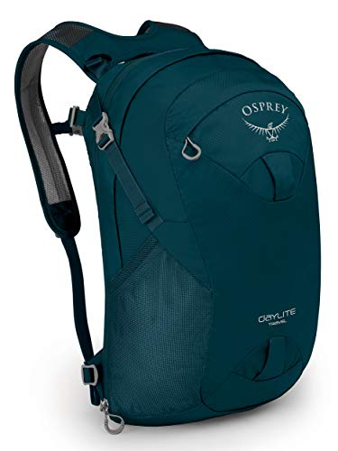 Osprey Packs Daylite Travel Daypack, Petrol Blue