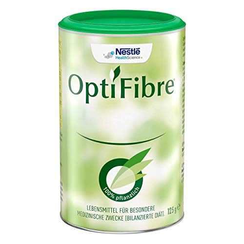 OptiFibre Pulver von Nestlé Health Science, 100% Pflanzlich (1 x 125g)
