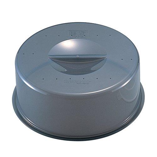 タイガークラウン 電子レンジ調理用品 クリア 260×102mm 電子レンジ用フードカバー ポリプロピレン 加熱 ラップ不要 2283
