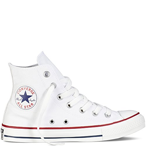 Damen Sneaker Converse Chuck Taylor All Star Core Sneakers Women, Weiß Optical Weiß, 41 EU