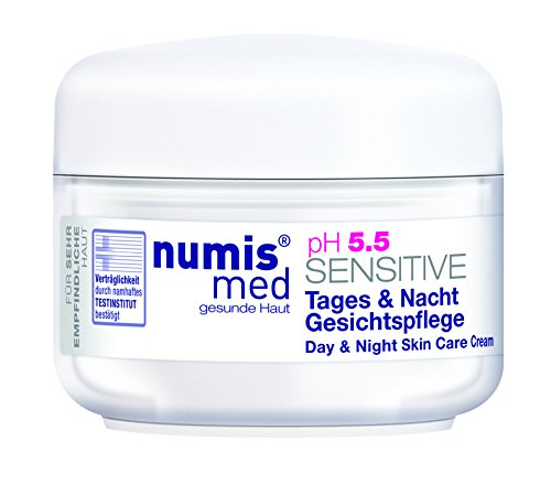 numis med ph 5.5 SENSITIVE Gesichtscreme Tag & Nacht 50ml