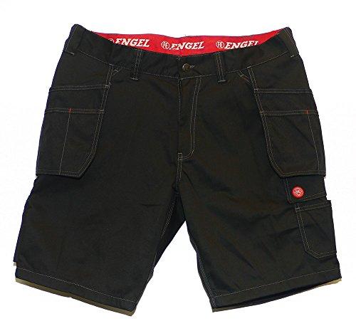 Trendine24 Shorts Kurze Arbeitshose Gr. 50 FE-Engel 6761-630 schwarz