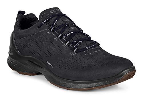 Ecco BIOM FJUEL męskie buty do biegania w terenie, niebieski granatowy 11058, 46 EU