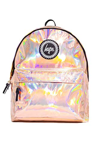 Hype Rose Gold Backpack