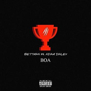 Bettman (feat. Adam Daley)